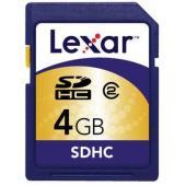 Lexar SDHC 4GB LSD4GBASBEU