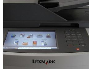 X548de  Lexmark