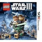 LucasArts LEGO: Star Wars III. - The Clone Wars (Nintendo 3DS)