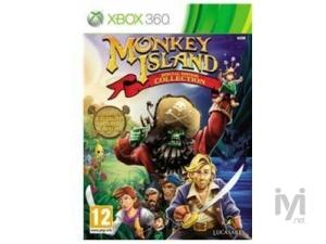 Monkey Island Xbox 360 LucasArts