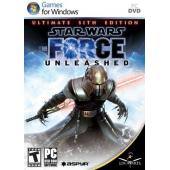 LucasArts Star Wars: The Force Unleashed - Gold Ultimate Sith Edition (PC)