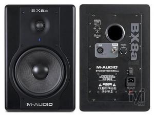 Studiophile BX8a Deluxe M-Audio