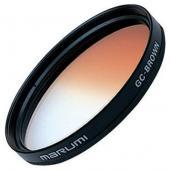 Marumi 72mm Gc Brown degrade filtre