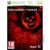 Microsoft Gears of War 3. (Xbox 360)