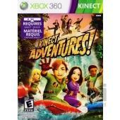 Microsoft Kinect Adventures! (Xbox 360)