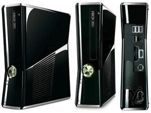Xbox 360 Slim 250GB Microsoft