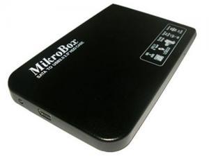 Mikrobox 320GB 8MB 5400rpm USB M320MS