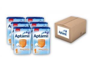 Aptamil 1 900Gr 6'lı Ekonomik Paket Milupa