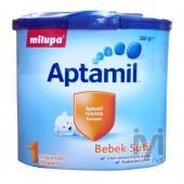 Milupa Aptamil 1 Bebek Sütü (Bebek Maması) 350 gr Akıllı Kutu