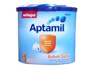 Aptamil 1 Biberon Maması 350 gr 12 Adet Milupa