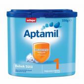 Milupa Aptamil 1 Biberon Maması 350 gr 6 Adet