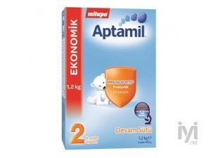 Aptamil 2 Devam Sütü 1,2 kg Eko Paket Milupa