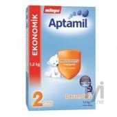Milupa Aptamil 2 Devam Sütü 1,2 kg Eko Paket