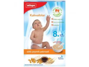 Aptamil Çocuk Sütlü Peynirli Pekmezli Kaşık Maması 1 Yaş 250 gr Milupa