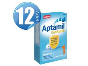 Aptamil Conformil 1 300 gr 12 Adet Milupa