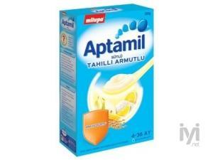 Aptamil Sütlü Tahıllı Armutlu Kaşık Maması 250 gr Milupa