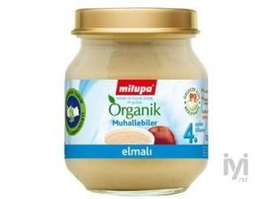 Organik Elmalı Muhallebi 125 gr Milupa
