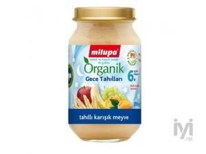 Organik Tahıllı Karışık Meyve 200 gr Milupa