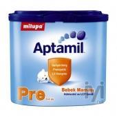 Milupa Pre-Aptamil Bebek Sütü (Başlangıç Maması) 350 gr Akıllı Kutu