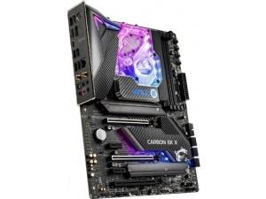 MSI MPG Z490 Carbon EK X SOKET 1200 DDR4 4800 PCI-E Gen 4 ,M.2 USB3.2 RGB 1x 2.5G LAN ATX Anakart