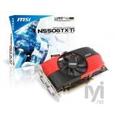 MSI N550GTX Ti 1GB