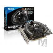 MSI N550GTX Ti Cyclone II 1GB