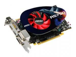 HD5750 1GB MSI