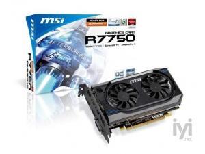 HD7750 OC 1GB MSI