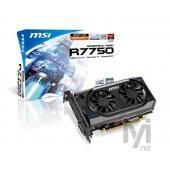 MSI HD7750 OC 1GB