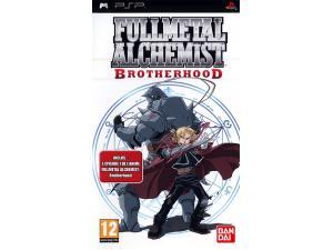 FullMetal Alchemist: Brotherhood (PSP) Namco Bandai