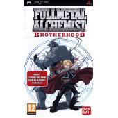 Namco Bandai FullMetal Alchemist: Brotherhood (PSP)