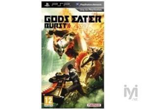 Gods Eater Burst PSP Namco Bandai