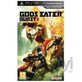 Namco Bandai Gods Eater Burst PSP