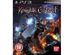 Knights Contract (PS3) Namco Bandai