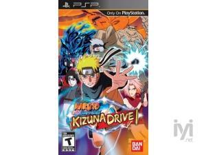 Naruto Shippuden: Kizuna Drive (PSP) Namco Bandai