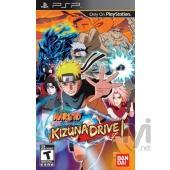 Namco Bandai Naruto Shippuden: Kizuna Drive (PSP)