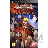 Namco Bandai Naruto Shippuden Ultimate Ninja Impact PSP