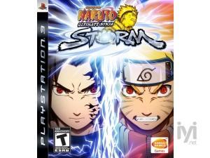 Naruto: Ultimate Ninja Storm (PS3) Namco Bandai