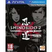 Namco Bandai Shinobido 2.Revenge Of Zen PS Vita