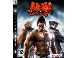 Tekken 6 Namco Bandai