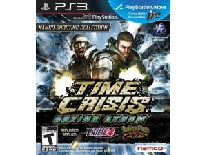 Time Crisis: Razing Storm (PS3) Namco Bandai