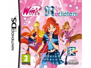 WinX Club: Rockstars Bundle (Nintendo DS) Namco Bandai