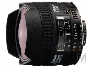 AF 16mm f/2.8D Fisheye Nikon