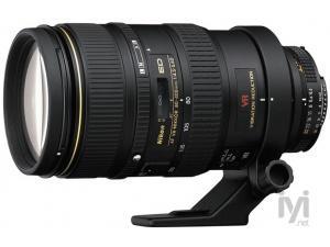 AF 80-400mm f/4.5-5.6D ED VR Nikon
