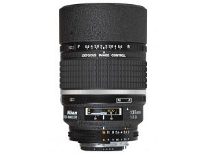 AF DC 135mm f/2D Nikon