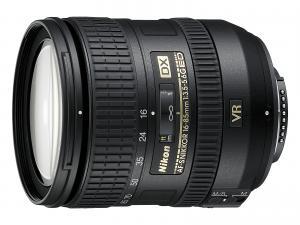 AF-S 16-85mm f/3.5-5.6G DX VR ED Nikon