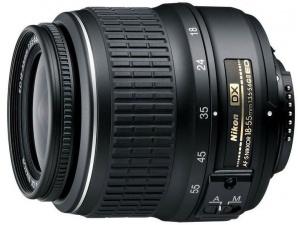 AF-S 18-55mm f/3.5-5.6G DX ED II Nikon