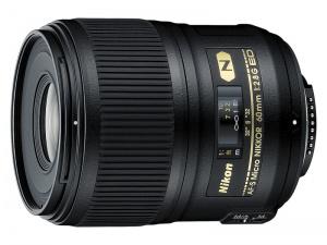 AF-S 60mm f/2.8G ED Micro Nikon