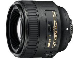 AF-S 85mm f/1.8G Nikon