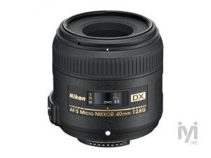Nikkor AF-S DX Micro 40mm f2.8G Nikon